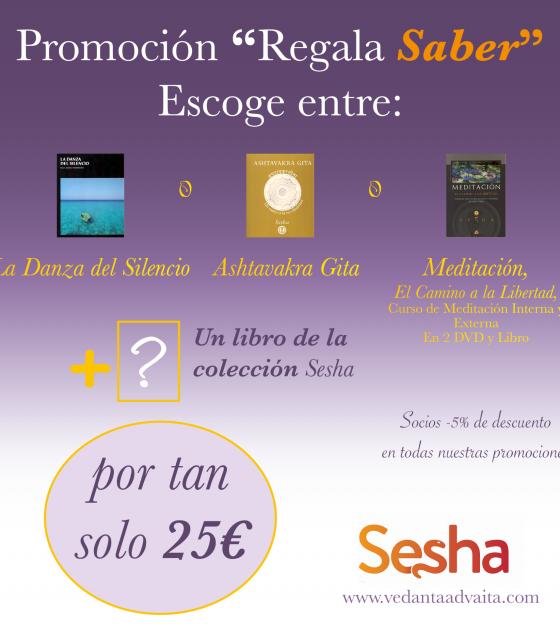 Promoción Regala Saber